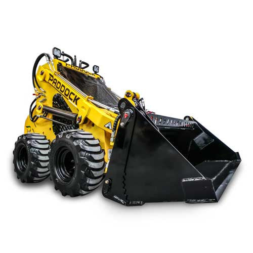 Mini Loader Wheeled
