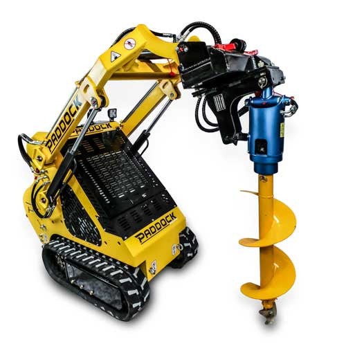Mini Loader Attachments