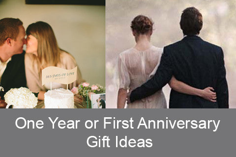 One year anniversary gifts kindnotes unique gifts