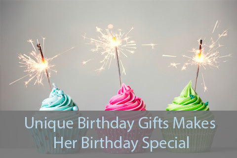 Unique Birthday Gifts For Her KindNotes