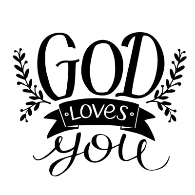 Special Print: God Loves You
