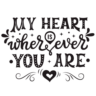 Special Print: My Heart is Wherever You Are