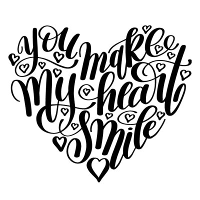 Special Print: You Make My Heart Smile