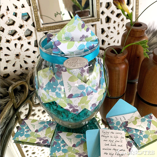 Calm Breeze Jar with FRIENDSHIP Messages (Wholesale)