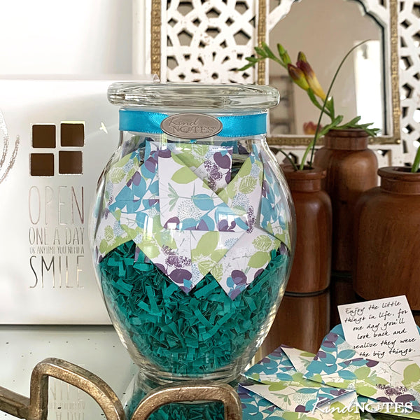 Calm Breeze Jar of Notes (Pre-Order Only)