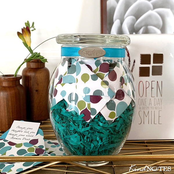 Cheer Up Jar of Notes