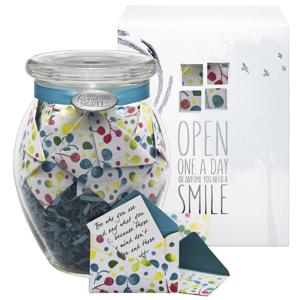 Festive Celebrations Jar of Notes