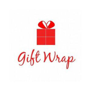 GIFT WRAP AND BOW