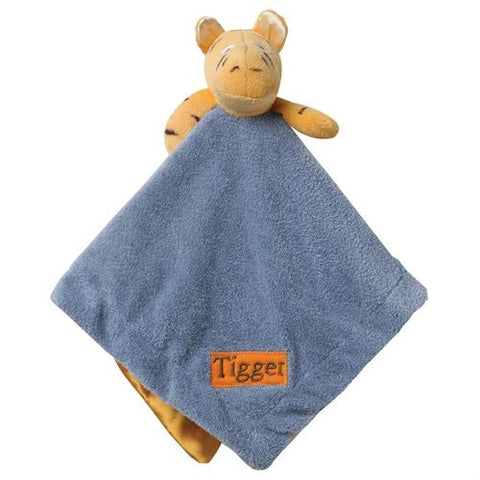 Classic Pooh- Tigger Baby Security Blanket