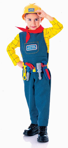 Rubie's Junior Builder Costume