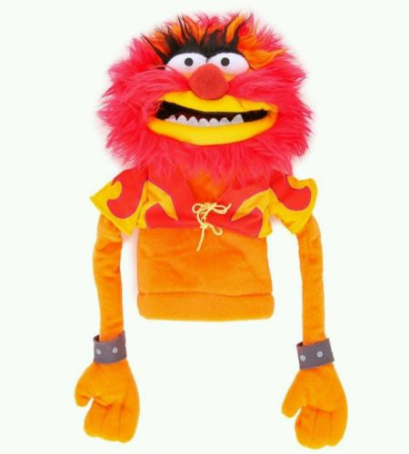 FAO Schwarz Muppets Animal Puppet 12in