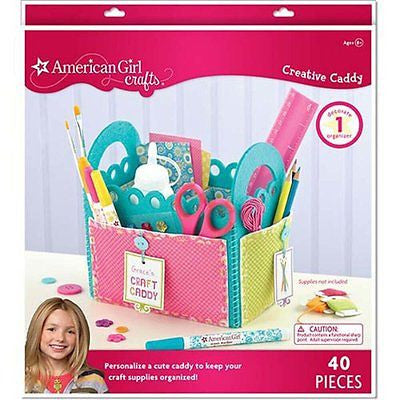 E.K. Success Ltd. American Girl Crafts - Creative Caddy