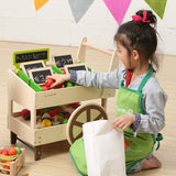 Maxim Organic Fruit and Vegetable Cart