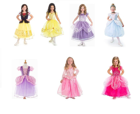 Little Adventures 5 Star Princess Costumes