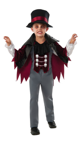 Kid's Little Vampire Costume by Rubie's