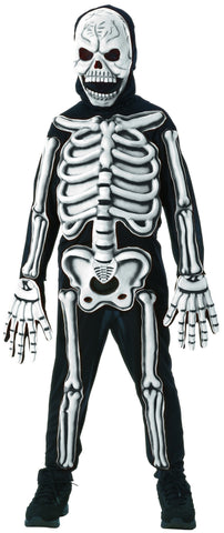 Rubie's Glow In The Dark Skeleton Costume
