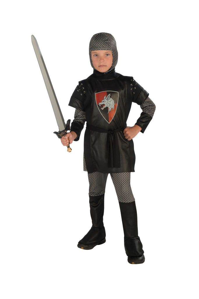 Knight Costume For Boy's By Rubie's