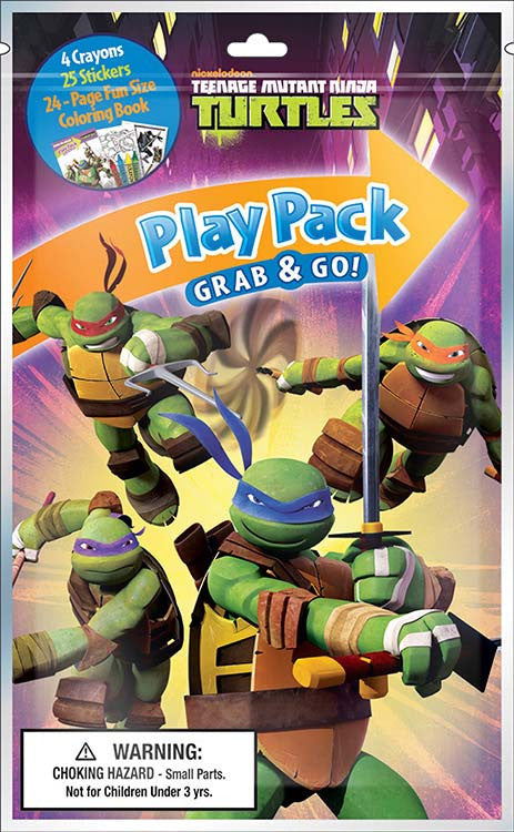 Grab and Go Play Pack By Bendon 6 Pack Set