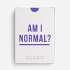 Am I Normal? Card Set
