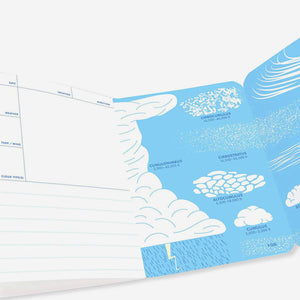 Cloudspotting Note Book