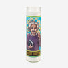 Albert Einstein Secular Saint Candle