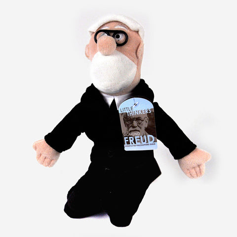 Sigmund Freud Plush Doll