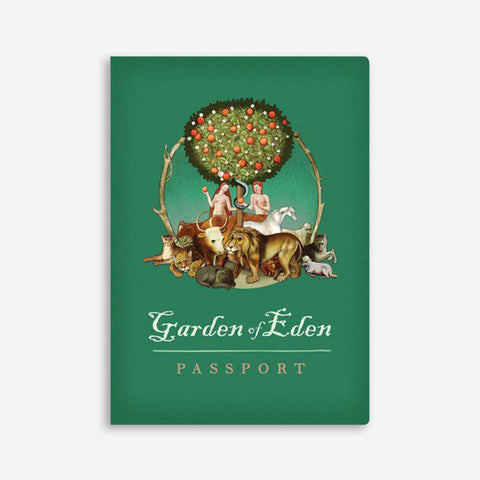 Garden of Eden Passport