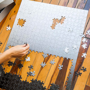 Puzzling as Therapy