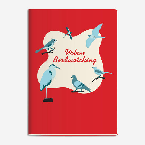 Urban Birdwatching Note Book
