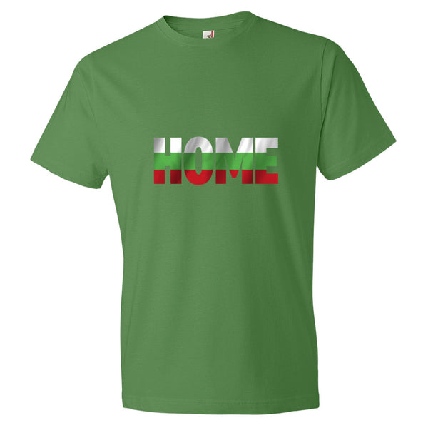 Bulgaria Home T-Shirt - trendsettashop