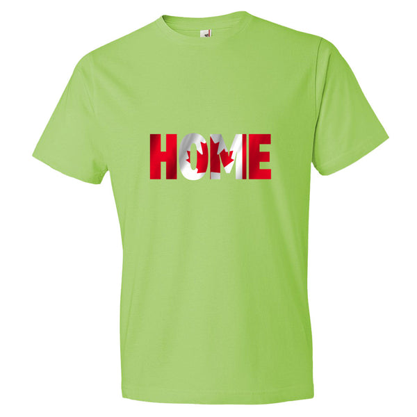 Canada Home T-Shirt - trendsettashop