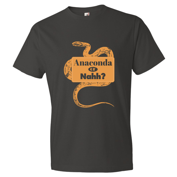 Anaconda or Nahh? T-Shirt - trendsettashop