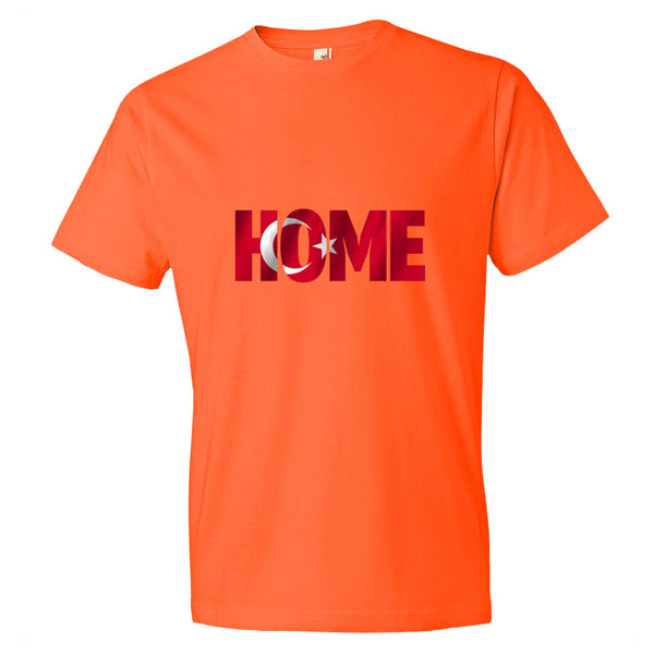 Turkey Home T-Shirt - trendsettashop