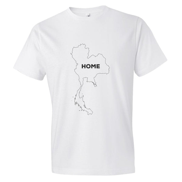 Thailand Bordered Home T-Shirt - trendsettashop