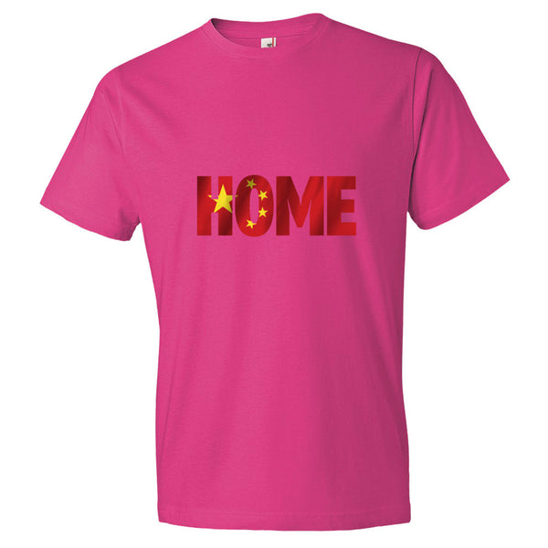 China Home T-Shirt - trendsettashop