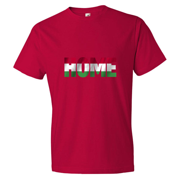 Hungary Home T-Shirt - trendsettashop
