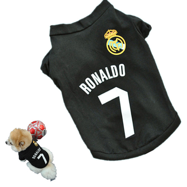 Ronaldo Chihuahua Dog Coat
