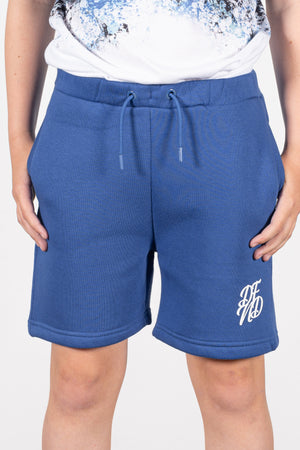 Boy's Wright Shorts in Surf the Web - DEFEND LONDON