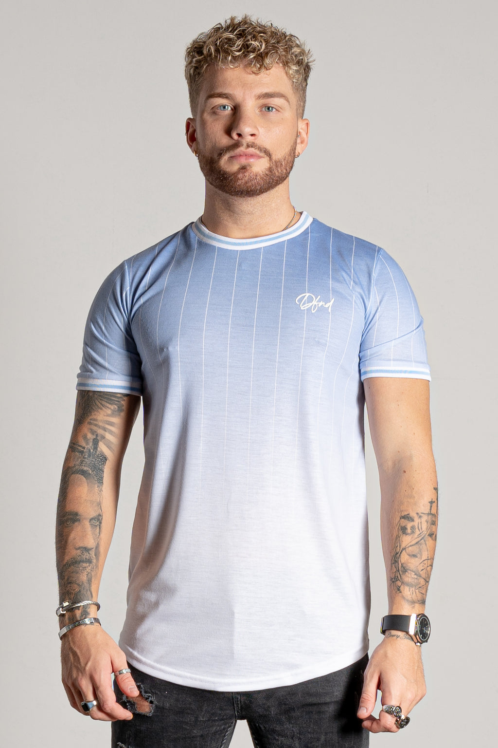 Men's Primo T-Shirt in Blue