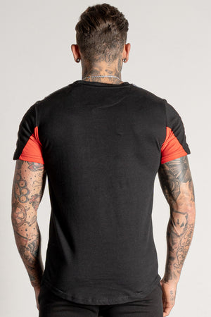 Men's Sharpy T-Shirt in Black