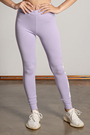 Women's Maurice Leggings in Lilac