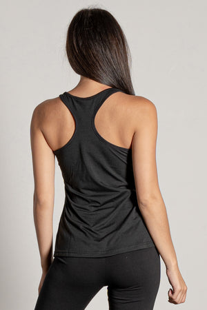 Women's Nila Vest in Black