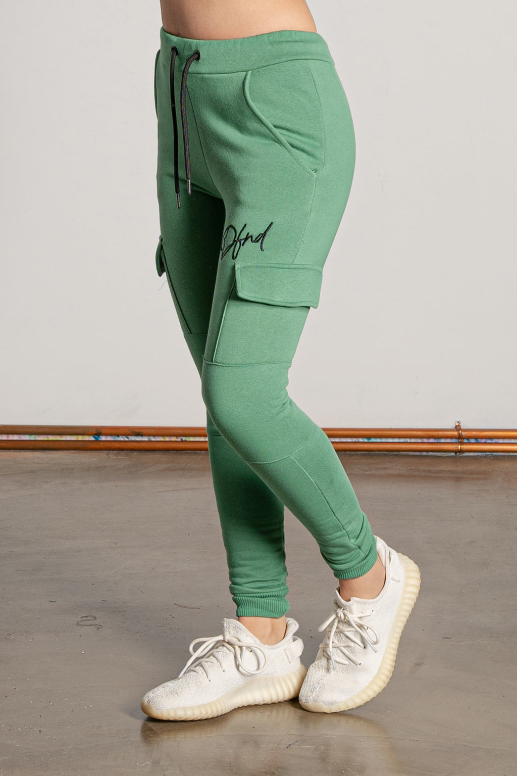 Women's Paloma Joggers in Green