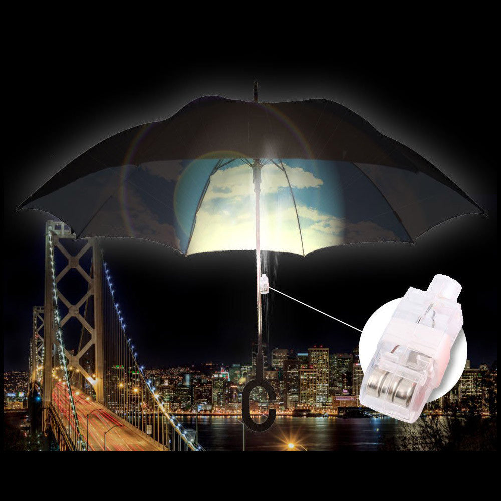 Suprella LED Light - The amazing Umbrella Re-Invention