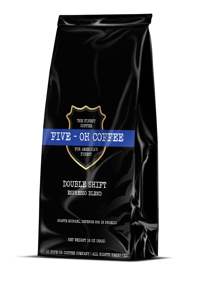 Double Shift Espresso Blend Special