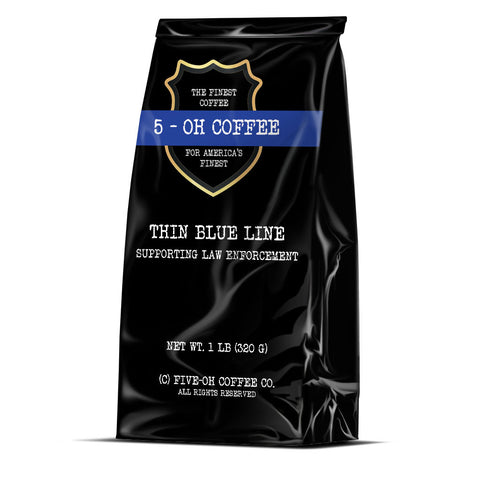 Thin Blue Line - Law Enforcement Support Blend