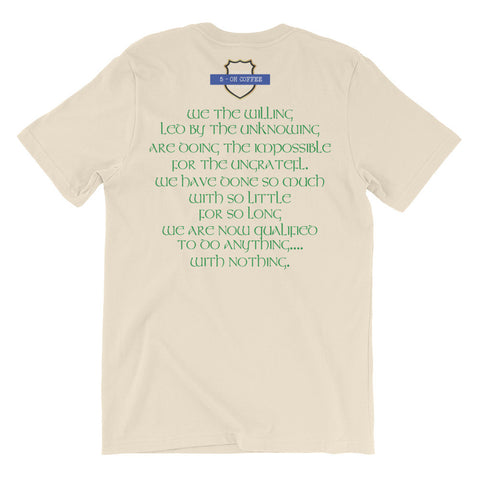 Irish American Police Officer Five-Oh Tee