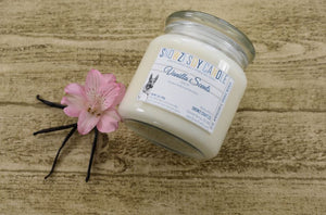 18oz. Apothecary - Scented Soy Candle - Vanilla Collection