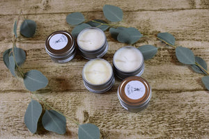 1oz. Travel Tin - Scented Soy Candle - Sampler Kit - Winter Collection