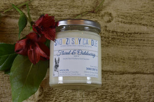 9oz Candle - Fresh & Floral Scents